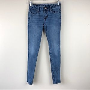 AMERICAN EAGLE OUTFITTERS   AEO Denim X4 Jegging 0